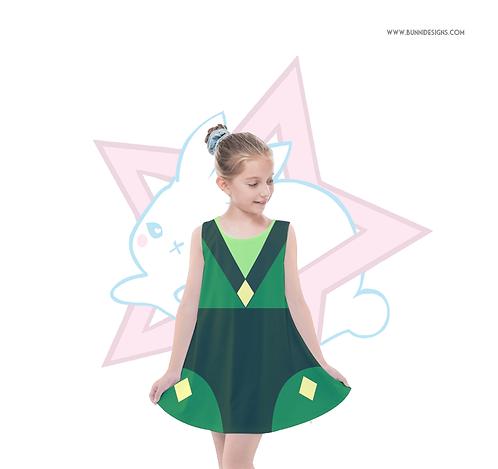 PERIDOT | DRESS | STEVEN UNIVERSE | KIDS