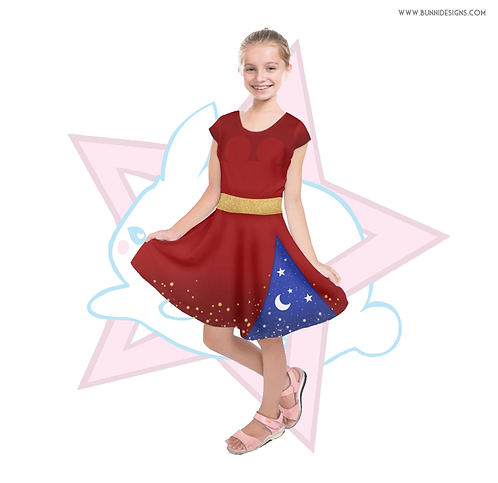 SORCERER MICKEY | DRESS | FANTASIA | DISNEY | KIDS