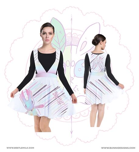 BUG OFF | PINAFORE PLUNGE DRESS | ORIGINAL