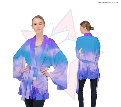 DREAMY JAPAN | KIMONO ROBE | ORIGINAL
