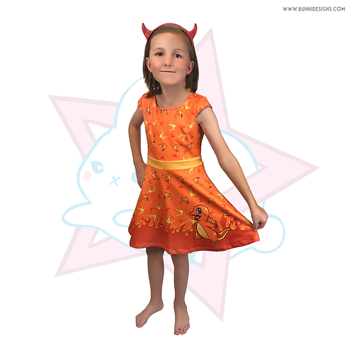 CHARMANDER | DRESS | POKEMON | KIDS