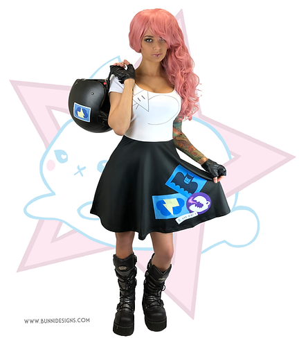 MYSTERY GIRL | SHORT SLEEVE DRESS | STEVEN UNIVERSE