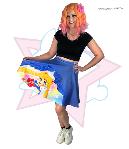SAILOR MOON | SKATER SKIRT