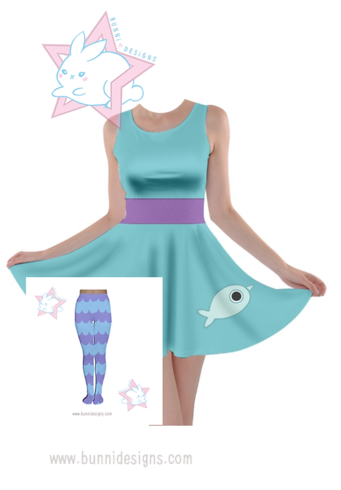 STAR BUTTERFLY NARWHAL | COSPLAY KIT | STAR VS THE FORCES OF