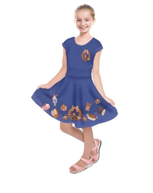 KIKI'S BAKERY | KIDS DRESS | KIKI'S DELIVERY SERVICE | STUDIO GHIBLI