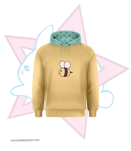 BEE | HOODIE | BEE AND PUPPYCAT