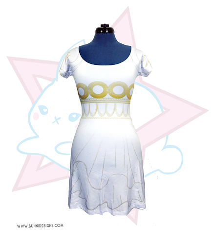 PRINCESS SERENITY | SHORT SLEEVE DRESS | SAILOR MOON