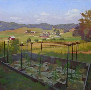 """Nancy's Farm Tomato Garden"""