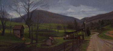 """Homestead-April Stormclouds"""