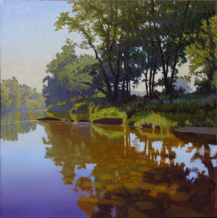 """The Riverbank- Shadows in Stillwater"""