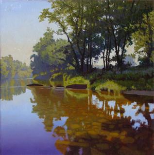 """The Riverbank- Shadows in Stillwater"""