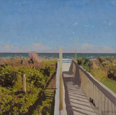 """""""Windy Boardwalk Study"""""""