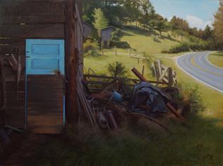 """""""The Blue Door"""""""