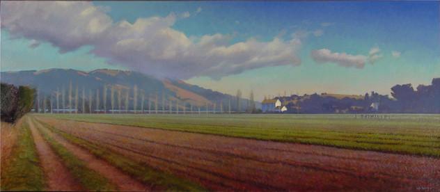 200601_Sunlight_on_Weber_Farmhouse_27x58