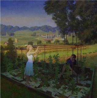 """In the Garden"""