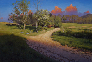 """Homestead-Evening Blossoms"""