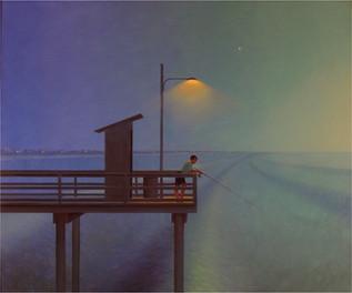 """""""Vacation Pier at Dawn"""""""