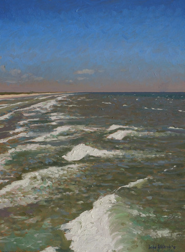 """""""Topsail Afternoon Whitecaps"""""""