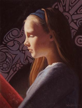 """Portrait of Margaret Joy"""