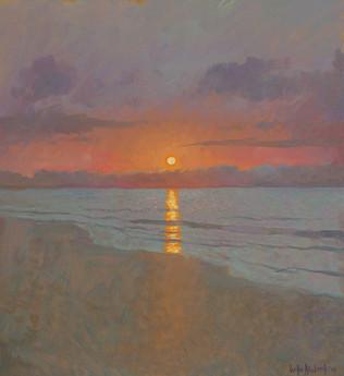 """""""Topsail-Purple Sunrise"""""""