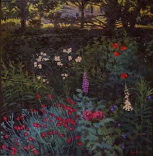 """""""Shady Garden Morning"""""""