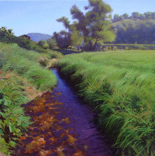 """The Blue Stream"""