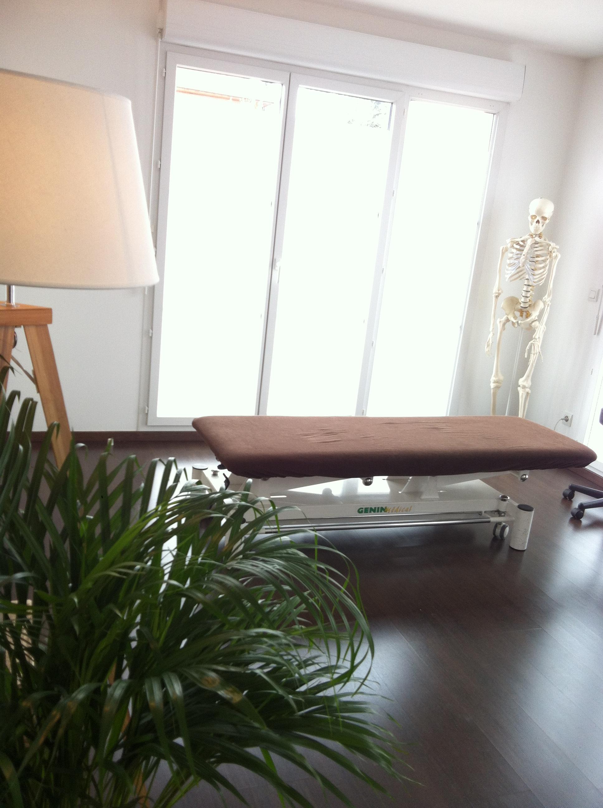 Cabinet d'ostéopathie espace Gandil