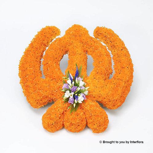 Khanda Sikh Tribute