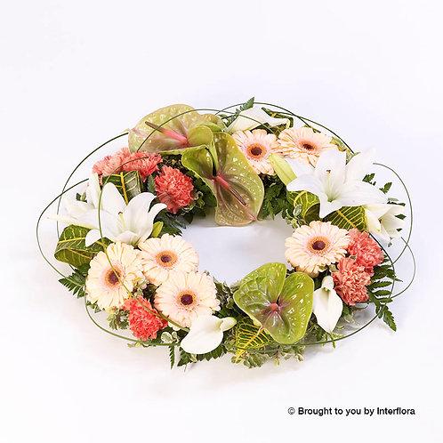 Exotic Wreath