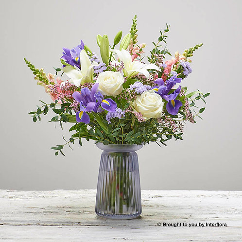 Luscious Lily Vase