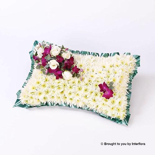 Classic White Pillow