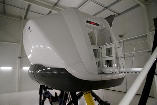 CAE - Flight Simulator