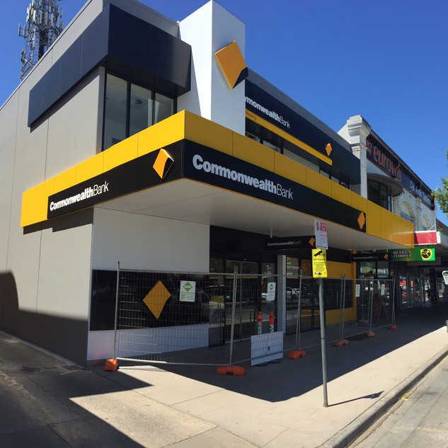Common Bank Shepparton
