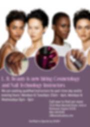 Hiring Nail and Cosmetology Instructors_