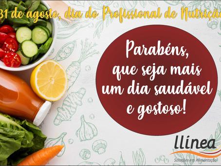 31/08 | Dia do Profissional de Nutrição