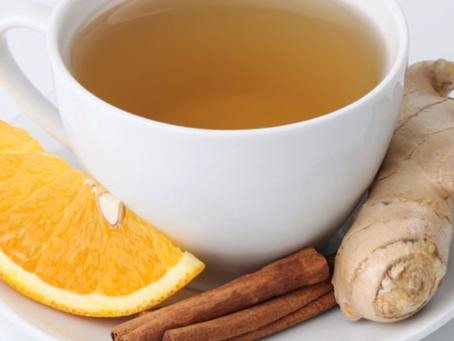 Chá de gengibre (benefícios e receita)