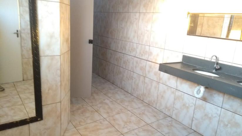 Banheiros e vestiários