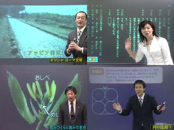 志文舎の映像授業イメージ