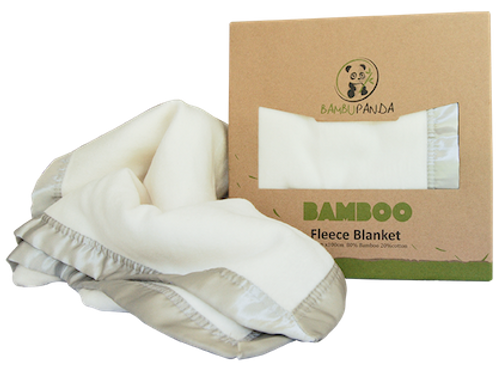 BAMBU PANDA FLEECE BLANKET
