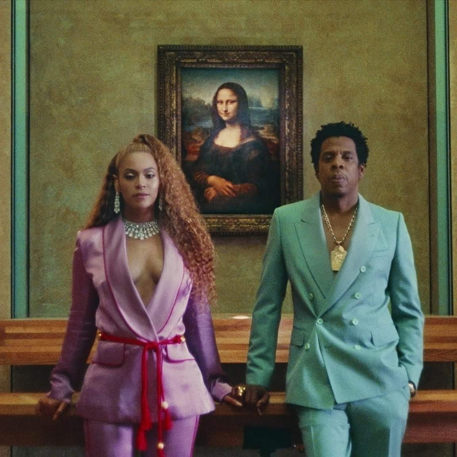 Everything is Love.....They So Damn Slick!!
