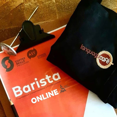 Barista Skills Foundation - Certificado SCA