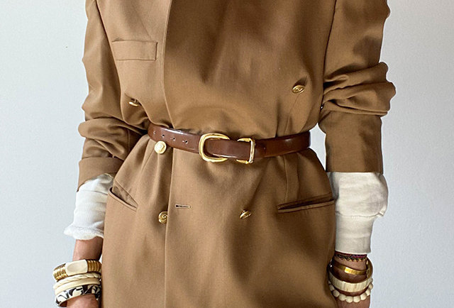 blazer ligne Pierre Cardin vintage 70 | Hier store