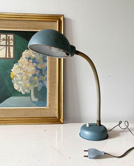 lampe bureau industrielle vintage