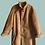 shearling vintage jacket 80s