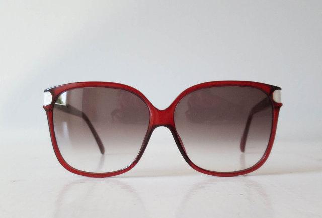 lunettes Christian Dior vintage 70