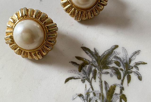 bijoux vintage fantaisie années 80