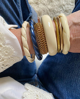 bracelets vintage maille dore.jpg