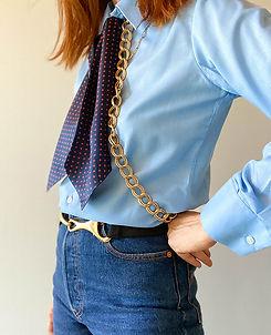 look tailoring cravate pois vintage.jpg