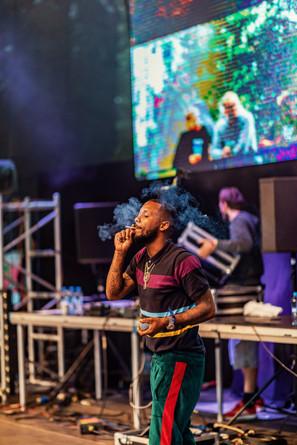 Audio Push @ Hip Hop Kemp