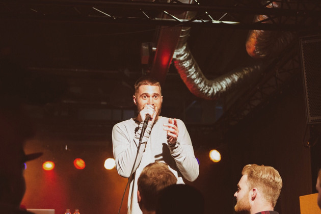 Justin Stone @ Q-Factory Amsterdam